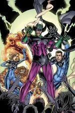 Marvel Adventures Fantastic Four Vol 1 3 Textless