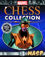 Marvel Chess Collection Vol 1 21