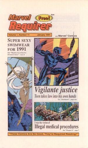 Marvel Requirer Vol 1 11