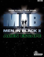 Men in Black Alien Escape