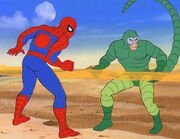 Peter Parker (Earth-8107) and MacDonald Gargan (Earth-8107) from Spider-Man and His Amazing Friends Season 3 4 0001