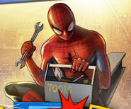 Peter Parker (Earth-TRN461) from Spider-Man Unlimited (video game) 024