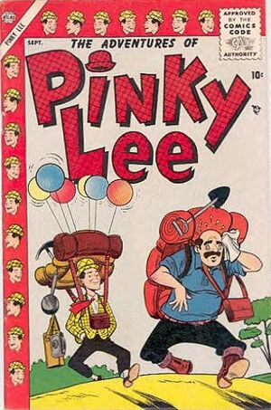 Pinky Lee Vol 1 3