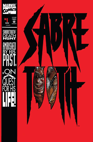Sabretooth Death Hunt Vol 1 1