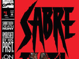Sabretooth Vol 1 1
