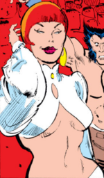 Sapphire Styx (Earth-616) from Marvel Comics Presents Vol 1 4