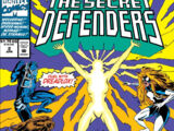 Secret Defenders Vol 1 2