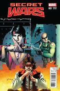 Secret Wars Vol 1 7 Classic Variant