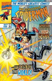 Sensational Spider-Man Vol 1 20