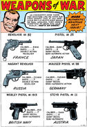 Sgt Fury Weapons of War Pin Up