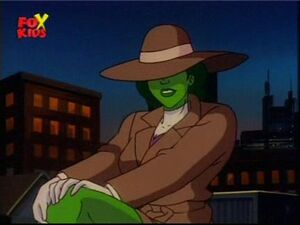 She-Hulk femme fatale