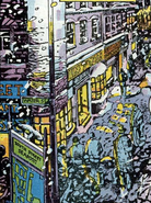 South Street Seaport from Uncanny X-Men Vol 1 205 001