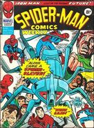 Spider-Man Comics Weekly Vol 1 148