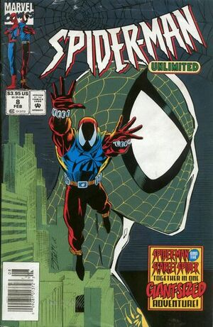 Spider-Man Unlimited Vol 1 8