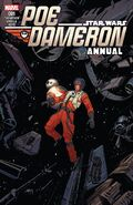 Star Wars Poe Dameron Annual Vol 1 1