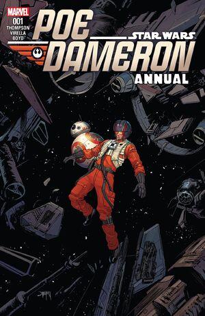 Star Wars Poe Dameron Annual Vol 1 1
