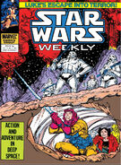 Star Wars Weekly (UK) Vol 1 110