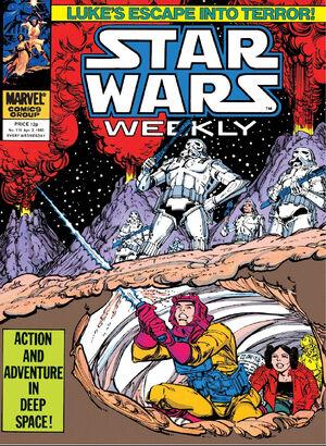 Star Wars Weekly (UK) Vol 1 110