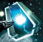 Stargate from Uncanny X-Men Vol 1 483 0001