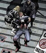 Steven Rogers and Sharon Carter (Earth-616) from Captain America Vol 5 25 0001
