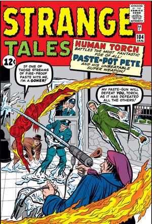 Strange Tales Vol 1 104