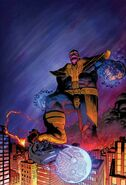 Thanos Annual Vol 2 1 Textless