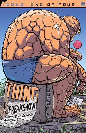 Thing Freakshow Vol 1 1