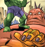 Tim Boo Ba (Earth-Unknown) from Hulk Monster-Size Special Vol 1 1 0001