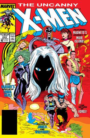 Uncanny X-Men Vol 1 253