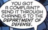 United States Department of Defense (Earth-7642) from Team X Team 7 Vol 1 1 001