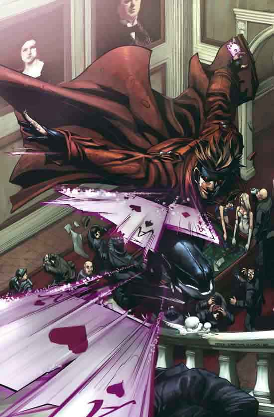 X-Men Unlimited Vol 2 3 Textless
