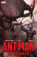 Ant-Man Larger Than Life Vol 1 1