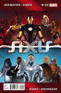 Avengers & X-Men AXIS Vol 1 9 Renaud Variant