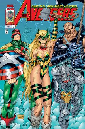 Avengers Vol 2 7