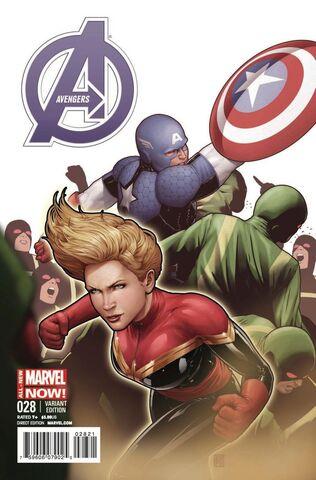 File:Avengers Vol 5 28 Captain America Team-Up Variant.jpg