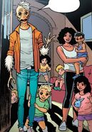 Barnell Bohusk (Earth-616) and Family from New Mutants Vol 4 3 002