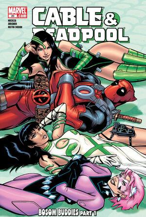 Cable & Deadpool Vol 1 20