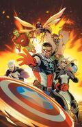 Captain America Sam Wilson Vol 1 24 Textless