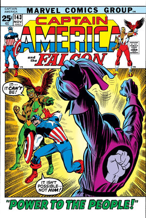 Captain America Vol 1 143
