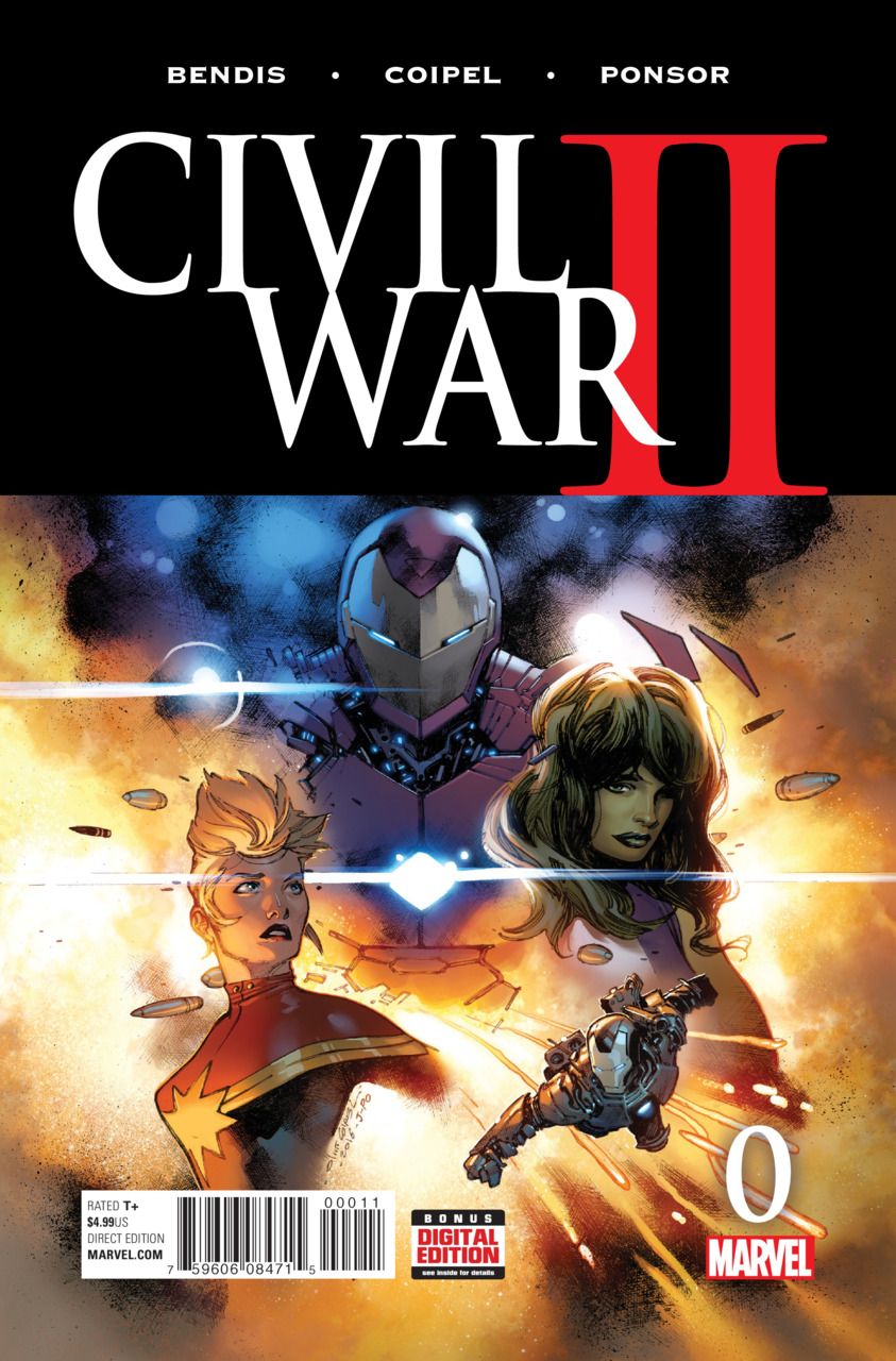 Image result for civil war ii 0