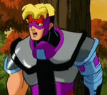 Clinton Barton (Earth-730784) from The Avengers United They Stand Season 1 1 0001