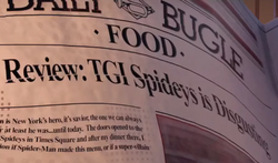 Daily Bugle (Earth-TRN701) from Spider-Man Into the Spider-Verse 001