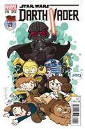 Darth Vader Vol 1 15 Mile High Comics Variant
