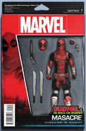 Deadpool & the Mercs for Money Vol 2 1 Action Figure Variant