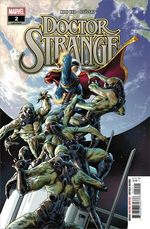 Doctor Strange Vol 5 2