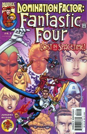 Domination Factor Fantastic Four Vol 1 4.7