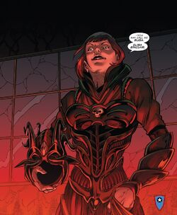 Elisa Sinclair (Earth-61311) from Captain America Steve Rogers Vol 1 12 001