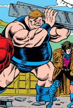 Frederick Dukes (Earth-TRN566) from X-Men Adventures Vol 1 7 0001