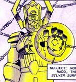 Galan (Earth-928) from 2099 World of Tomorrow Vol 1 3 001