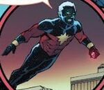 Genis-Vell (Earth-Unknown) from Infinity Countdown Captain Marvel Vol 1 1 001